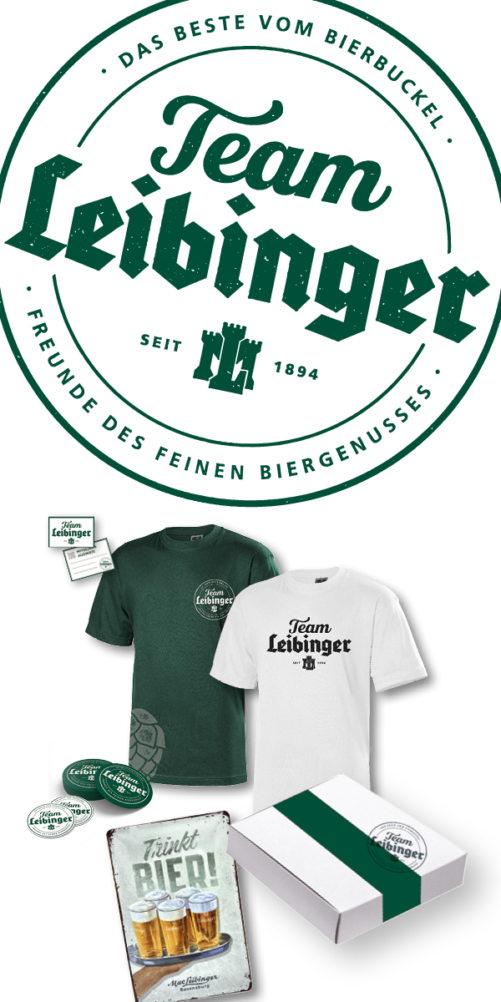 Team Leibinger Mitgliedschaft