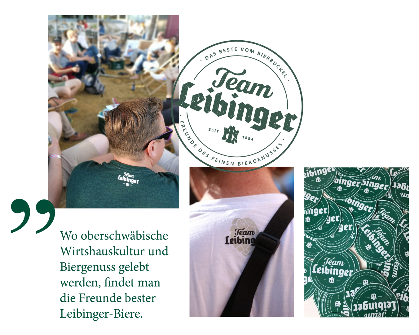 Team leibinger Collage