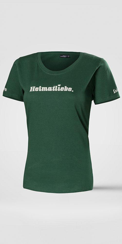 Leibinger Heimatliebe Damen Shirt