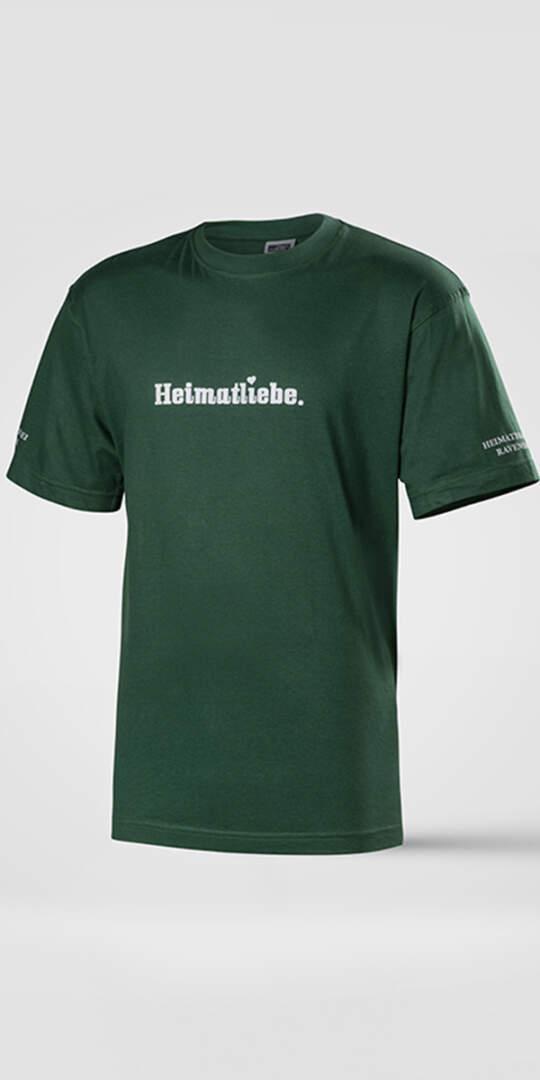 Leibinger Heimatliebe Herren Shirt