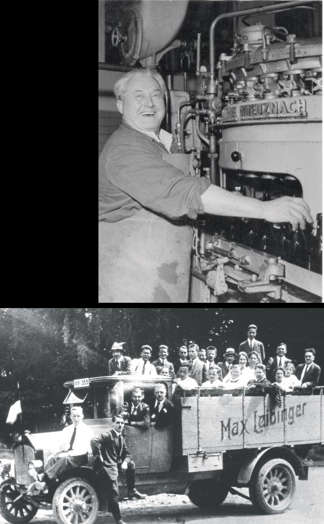 Geschichte Brauerei Max Leibinger GmbH