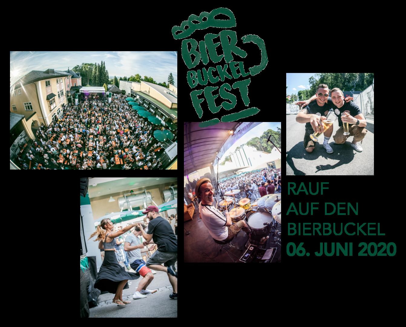 Leibinger Bierbuckelfest Collage