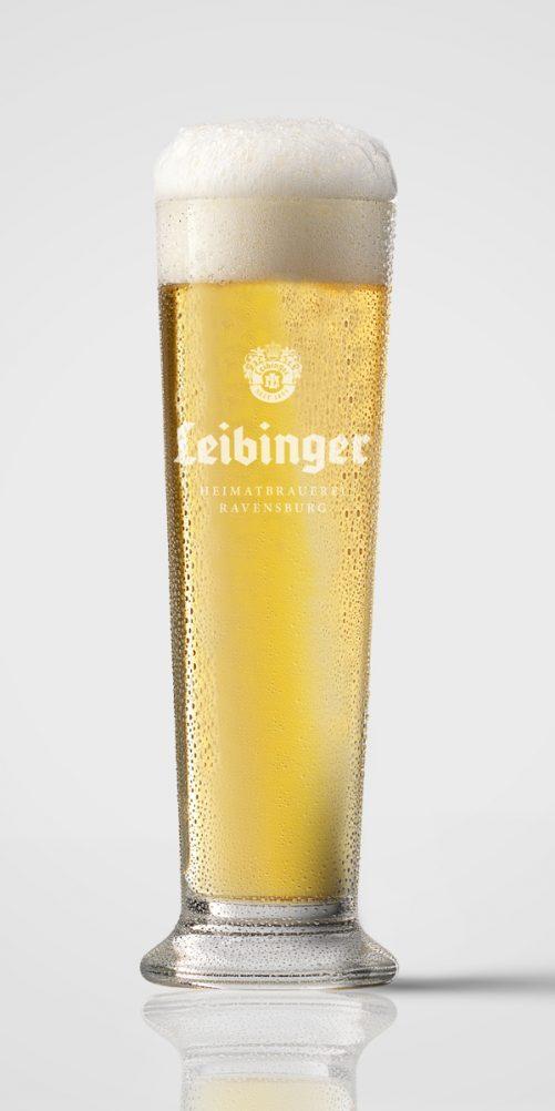 Leibinger Basic Stange Pils Glas 0,3 l