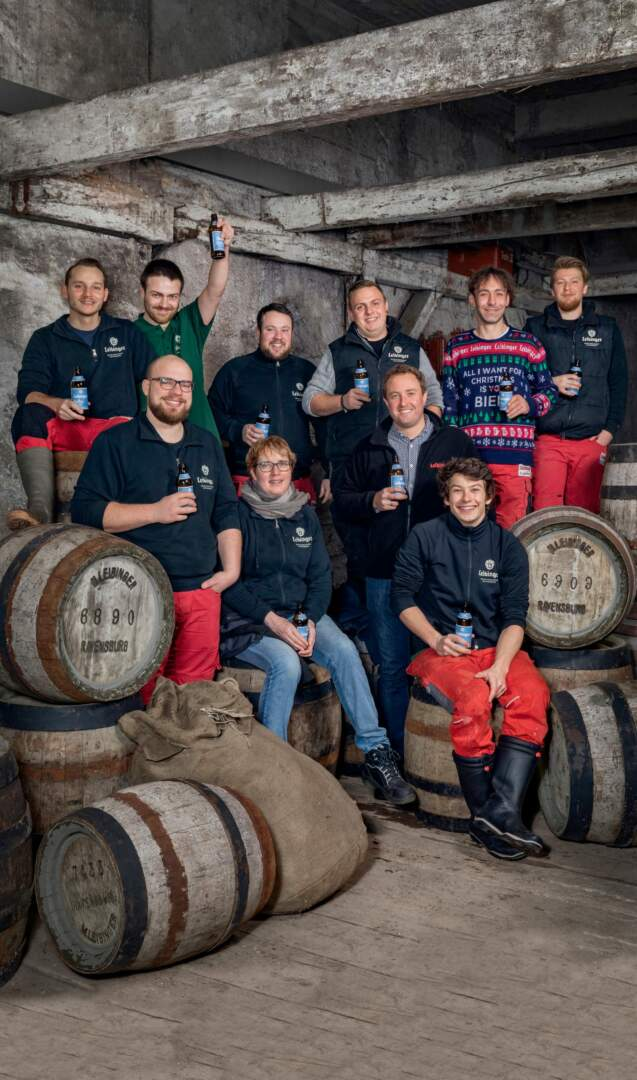 Brauerei Leibinger Brauerteam