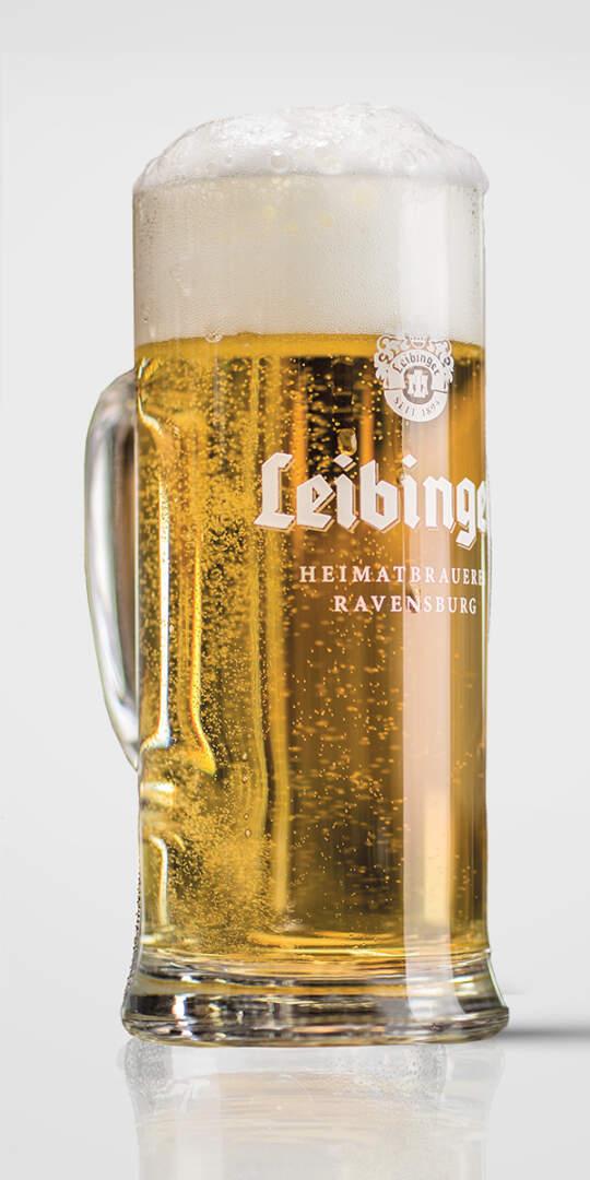 Leibinger Denver Seidel Glas 0,5 l