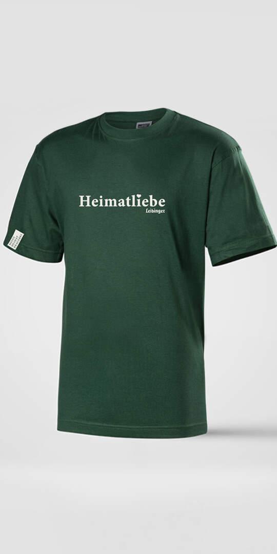 Leibinger Heimatliebe Shirt