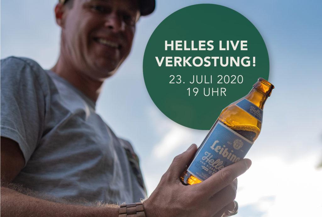 News_Helles live Verkostung