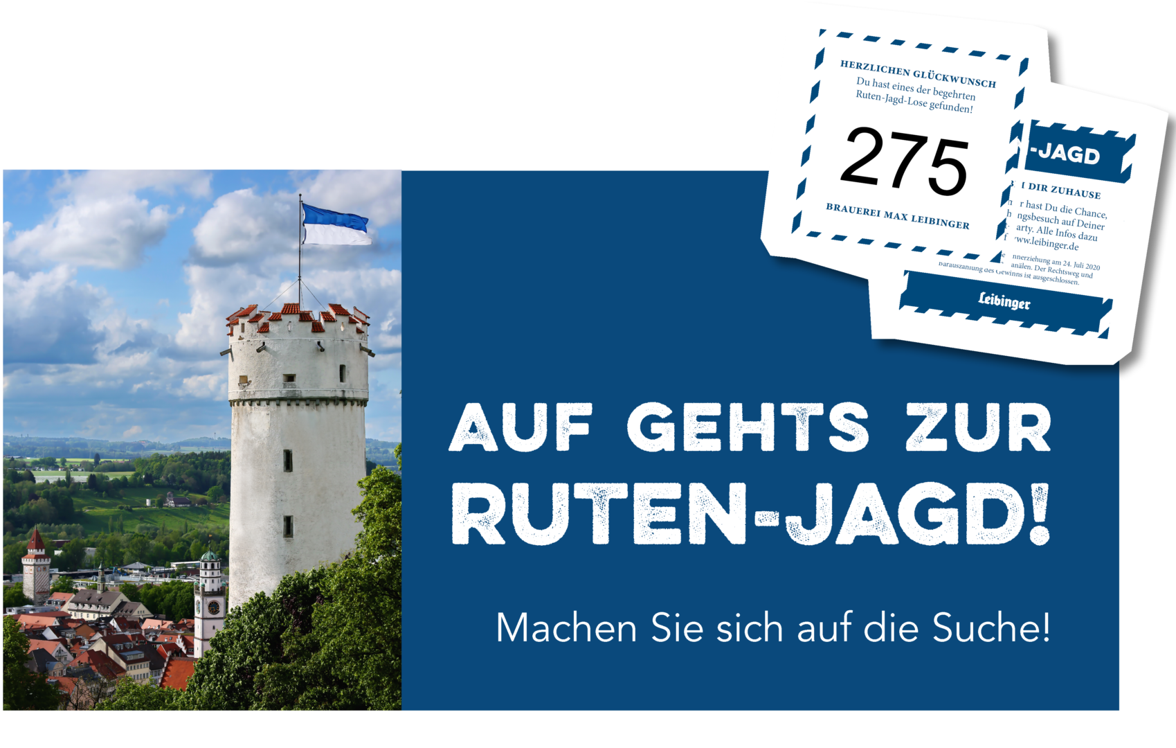 Ruten-Jagd Rutenfest Ravensburg