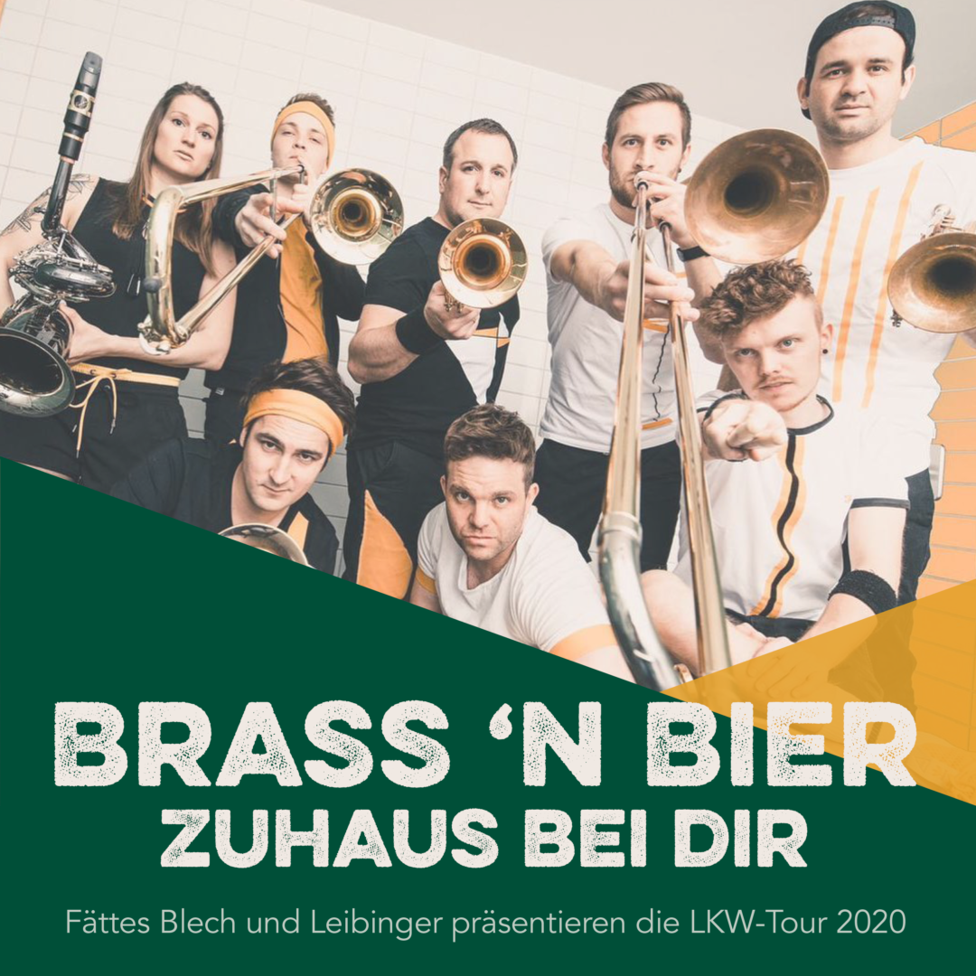Brass 'n Bier - Zuhaus Bei Dir
