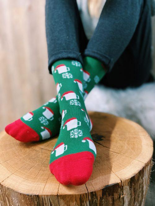 Leibinger Weihnachts-Socken